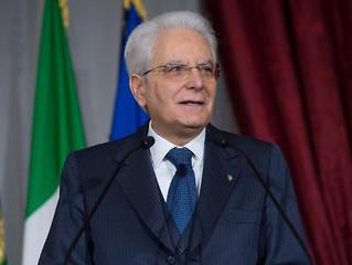 Il Presidente Mattarella all'isola d'Elba