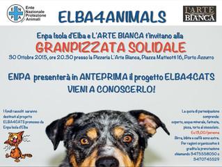 Granpizzata Solidale per Elba4Cats