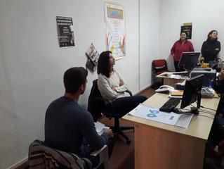 ALTERNANZA SCUOLA-LAVORO LICEO FORESI: il gruppo InformaGiovani incontra Laura Berti, Assessore alle