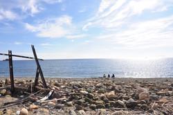 Spiaggia delle miniere