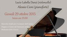 Concerto di Pianoforte e Violoncello
