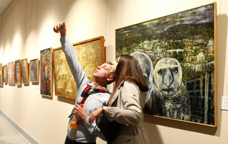 Art Collecting Going Public. Belarusian Art of the 20-21 cc. in Digital Space