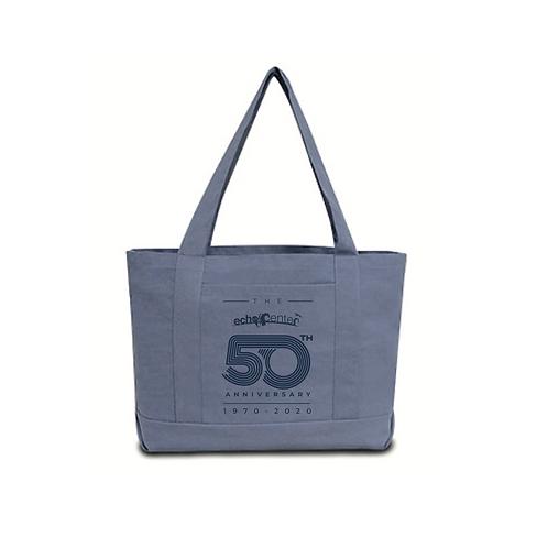 Echo Center 50th Anniversary Tote Bag