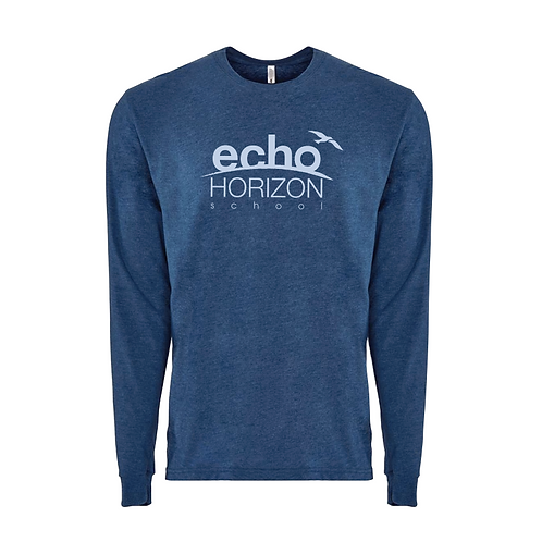 Echo Horizon Sueded Long Sleeve T-Shirt