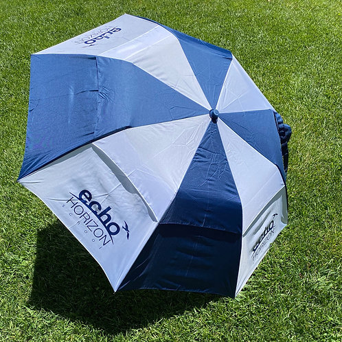 Echo Horizon Vented Windproof Umbrella
