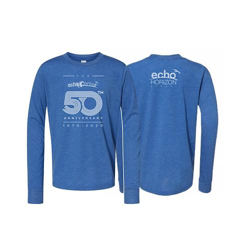 Echo Center Youth Long Sleeve T-Shirt