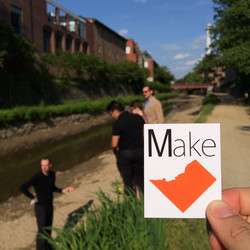 #MakeDCHERE: C&O Canal