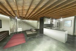 Populus: Living Room
