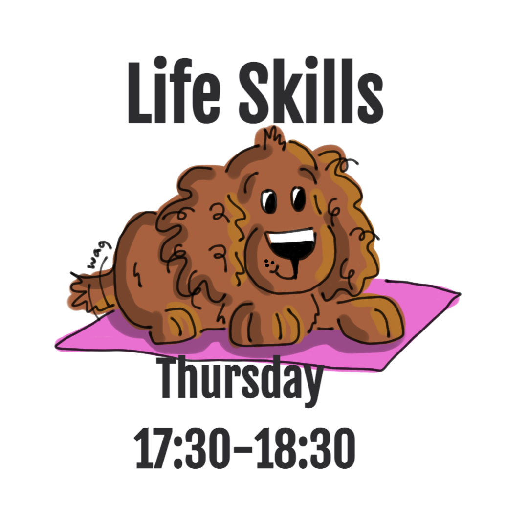 Life Skills- Thursday 17:30-18:30
