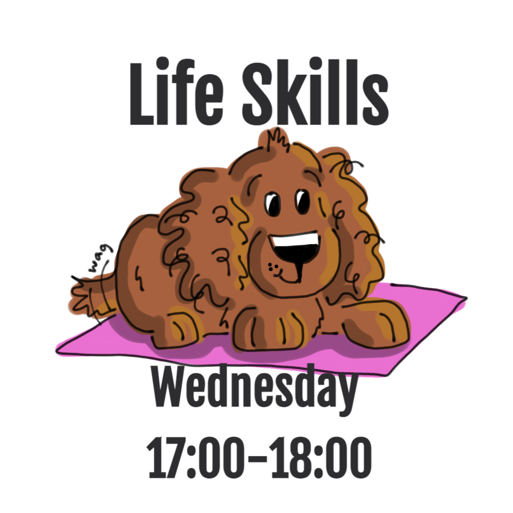 FULL Life Skills- Wednesday 17:00-18:00