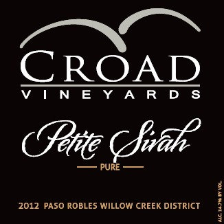 2014 Petite Sirah Pure