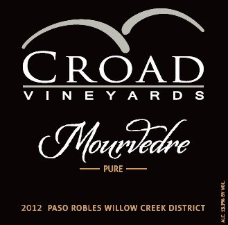 2015 Mourvedre Pure