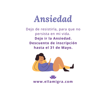 La socio-química de la Ansiedad.