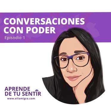 Conversaciones con Poder.