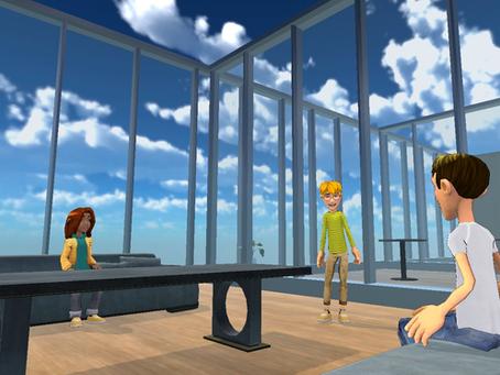 日本で唯一の仮想空間3Dクラウドオフィス「RISA(リサ)」を開発・提供:OPSION
