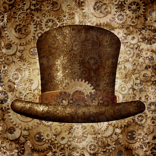 Steampunk (Square Format)