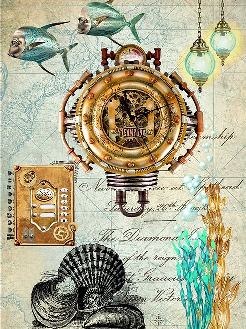 Steampunk (Rectangular Format)