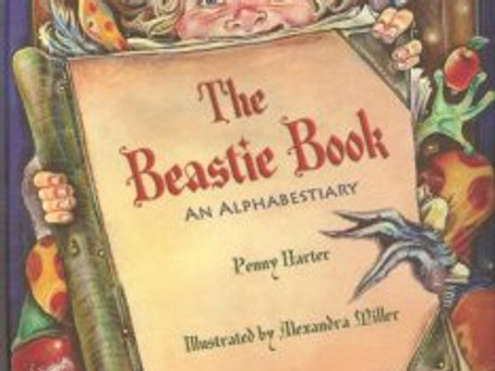 """My First Copy of """"The Beastie Book"""" arrives–and is now available"""