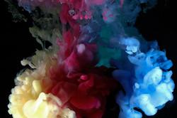 Kleuren explosie