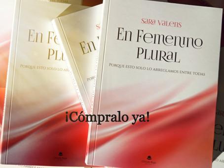 Presentación de mi nuevo libro, En Femenino Plural