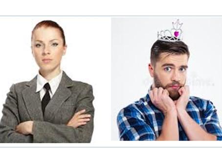 Masculinizar a las mujeres y feminizar a los hombres