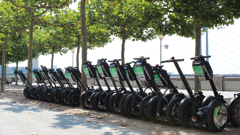 Segway Tour in Düsseldorf