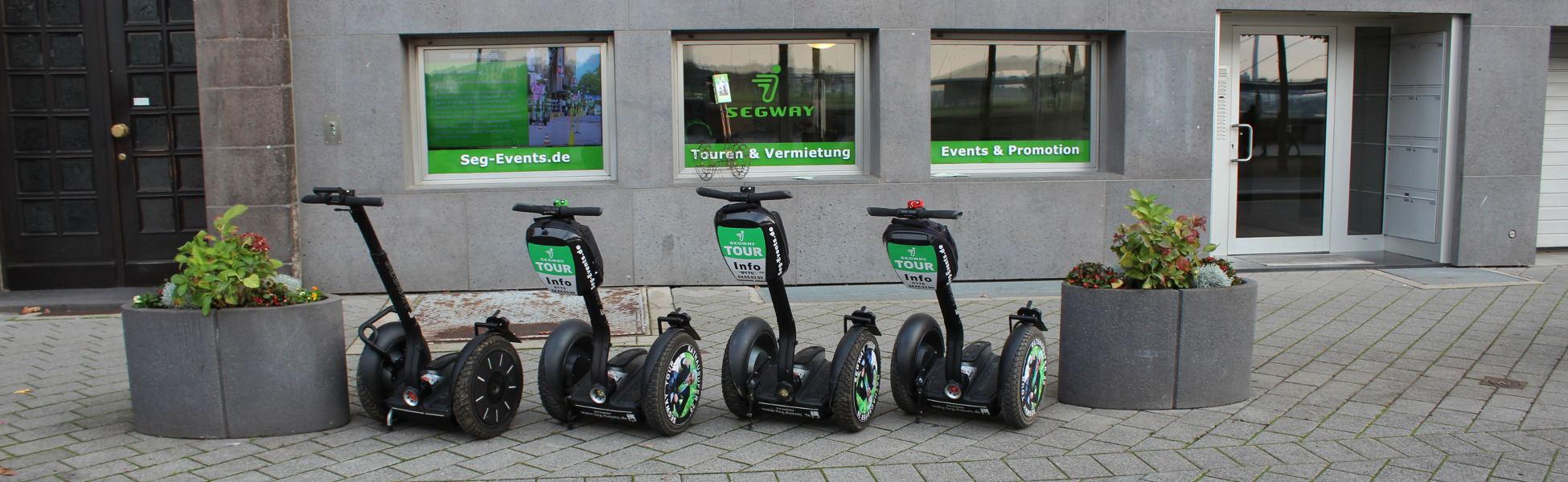 Segway tours Germany