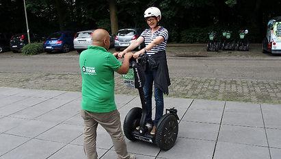 Segway-Tour-Düsseldorf-Schnupper-Tour