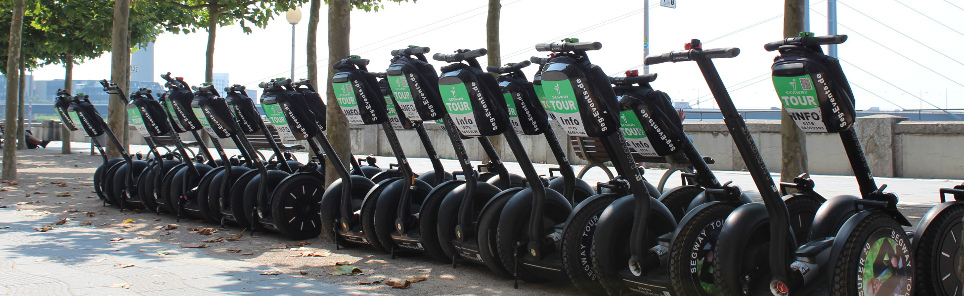 Segway Toure in NRW
