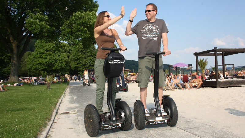 Segway Tour in Cologne