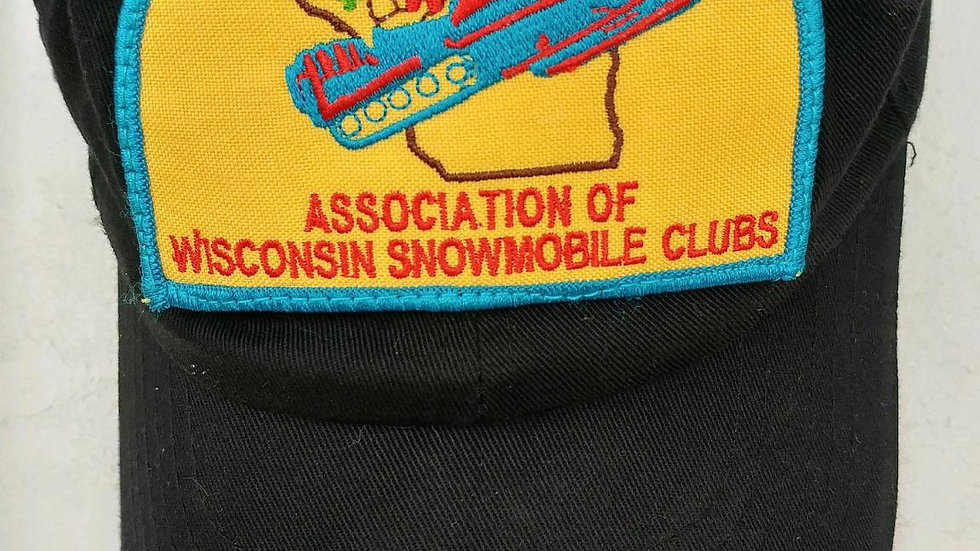 Official Association of Wisconsin Snowmobile Clubs Cap