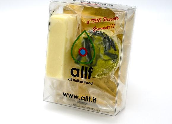 Flan di Asparagi con crema al formaggio