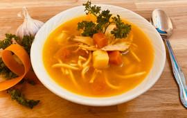 Junior's Bistro Chicken Soup