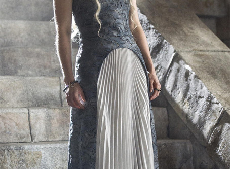 Best Game of Thrones Dresses: Beauty In Details