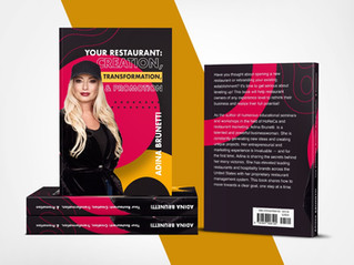Your Restaurant: Creation, Transformation, and Promotion. By Adina Brunetti