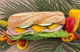 Junior's Bistro Black Forest Ham Sandwich