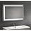 Thumbnail: Shower Room Frameless Lighted Mirror