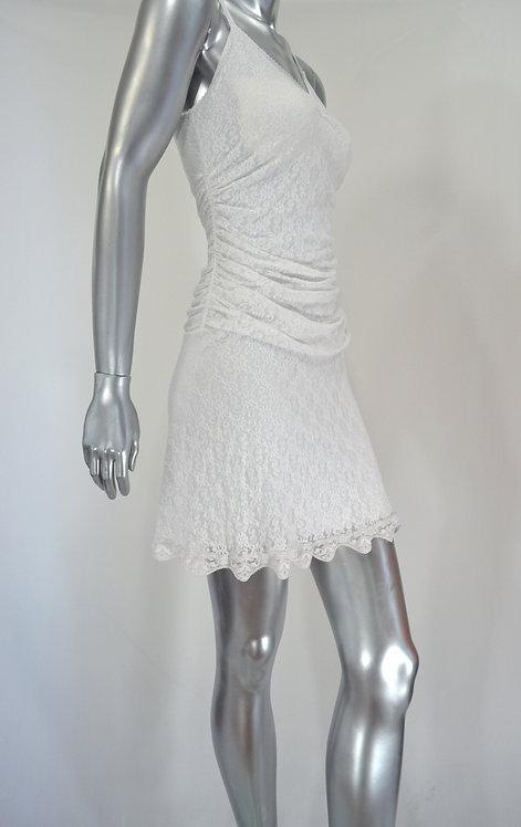 Short Shirred Dress - 30951
