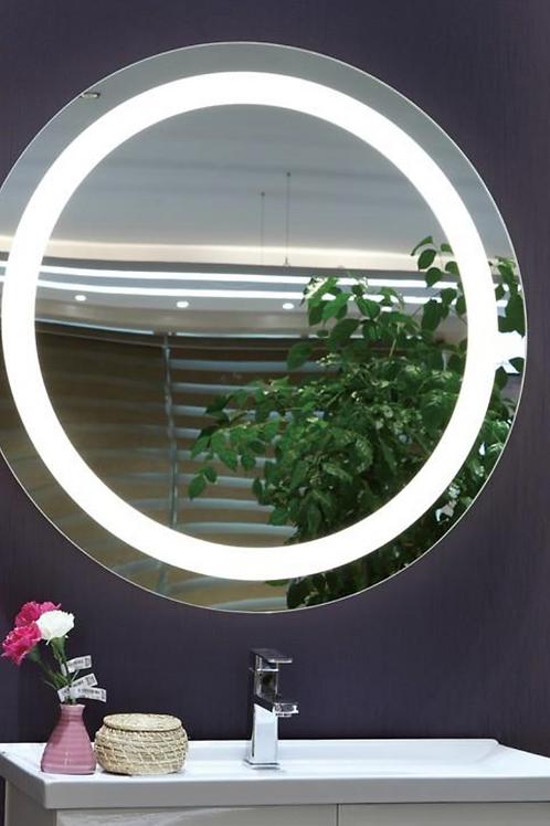 Backlit LED Frameless Lighted Mirror