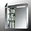 Thumbnail: Wall Bath Lighted Mirror Cabinet