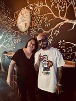 J Balvin at Cucu's Nest Bar
