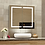 Thumbnail: Modern LED Lighted Mirror Cabinet