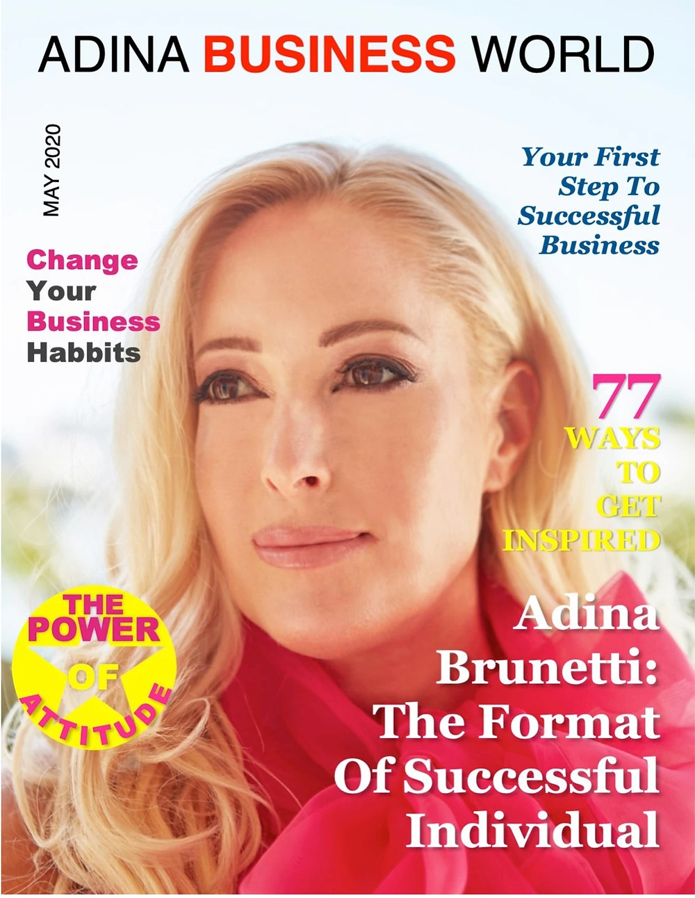 Adina Brunetti: Adina Business World