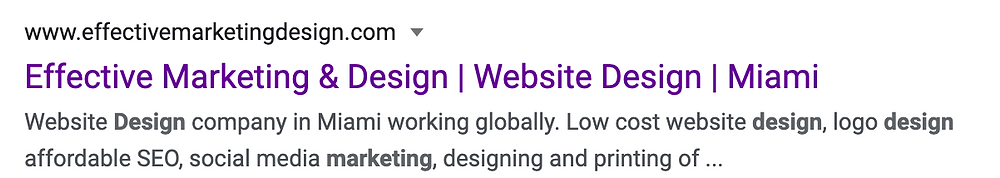 Wix Website SEO