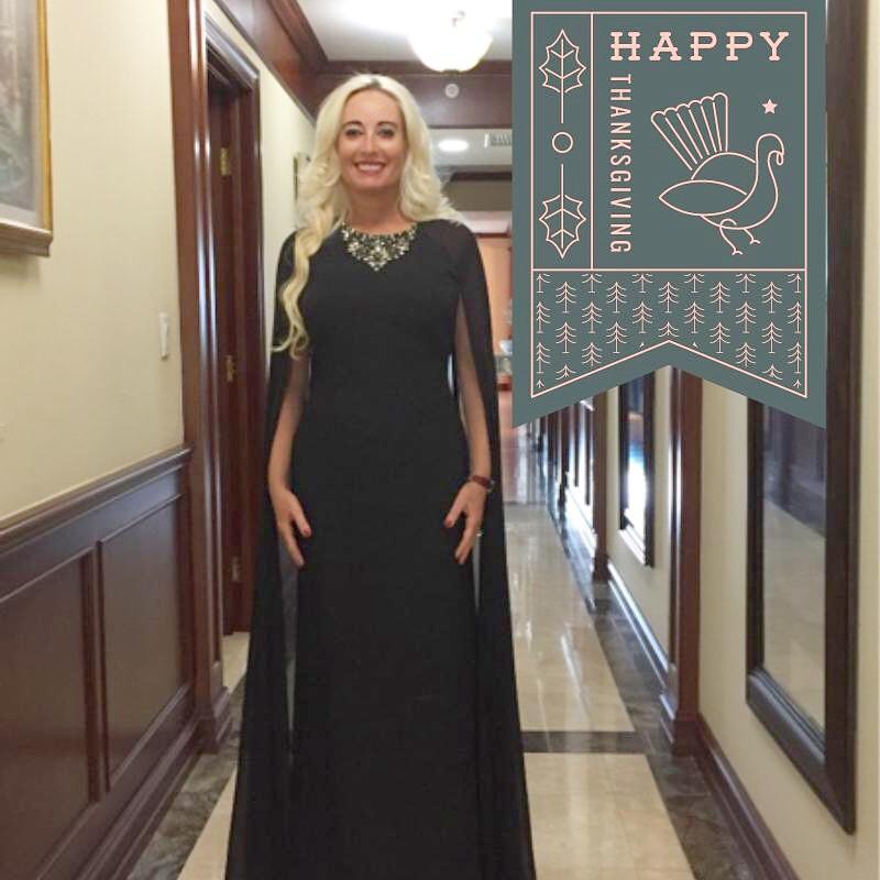 Adina Brunetti Happy Thanks Giving
