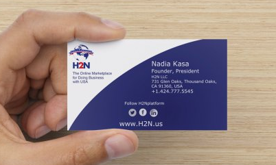 Business cards design | Miami