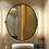 Thumbnail: Round Wall Mirror
