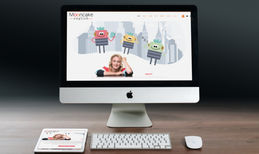 Mooncake English Website for Youtube Blogger with membership limite...