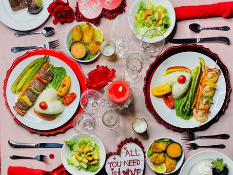 Romantic Dinner for February 14th
