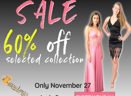Cyber Monday 2017 Sale For Club Wear And Dresses